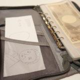 パスポートケースを使ったお金管理 質問