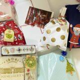 クリスマスプレゼント、ハナコ便、新しいまな板、🐥